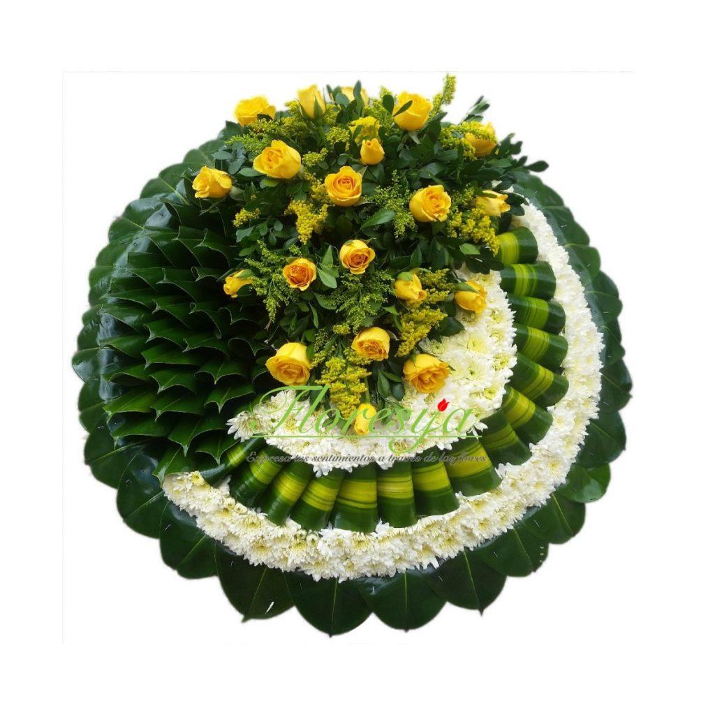 Coronas funebres económicas 2