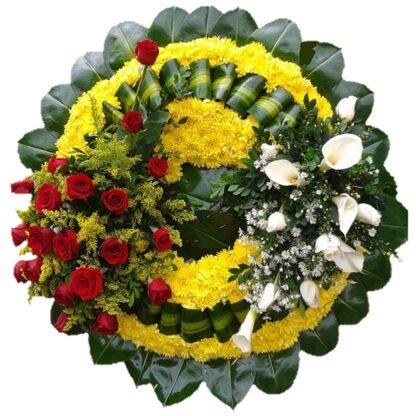 Corona Fúnebre Cam 2