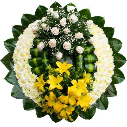 Corona Fúnebre Ema 2