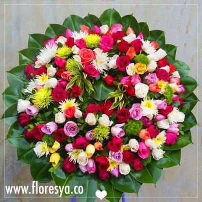 Corona Fúnebre VALHALA 1