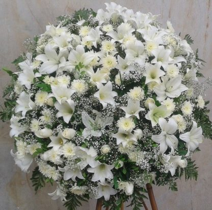 Corona Fúnebre Zuleima 1