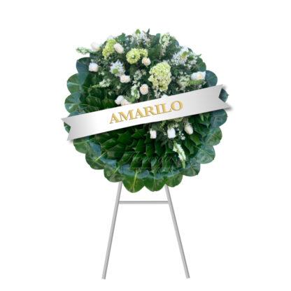 Corona fúnebre Presidencial 1