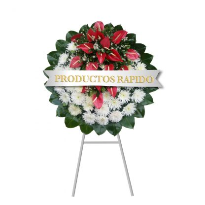 Corona Fúnebre Magdalena 1