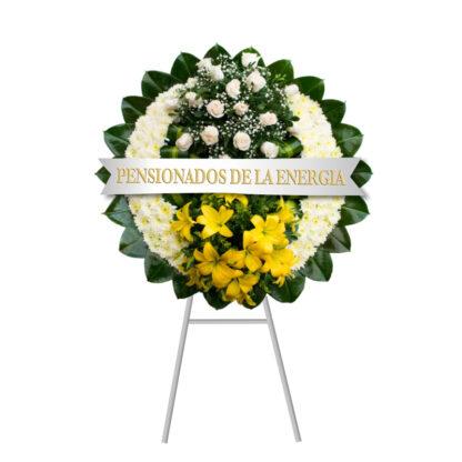 Corona Fúnebre Ema 1