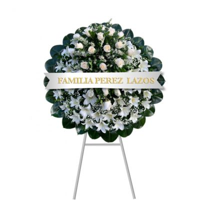 Corona Fúnebre Aram 2 1
