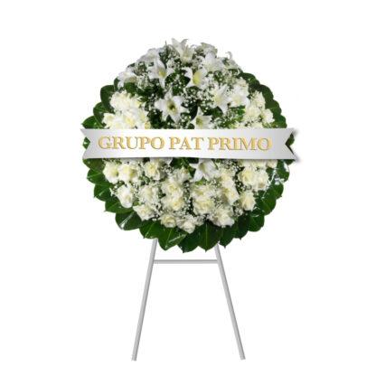 Corona Fúnebre Aram 1